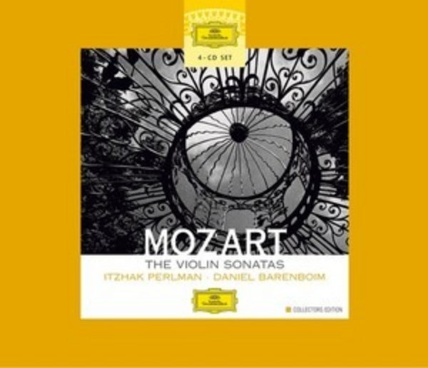 Mozart: The Violin Sonatas | Deutsche Grammophon - Collector's Edition 4637492