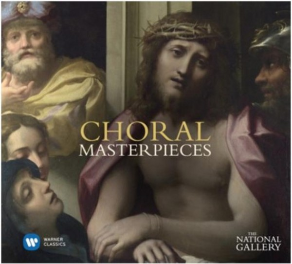 Choral Masterpieces (The National Gallery Collection) | Warner 2564614351