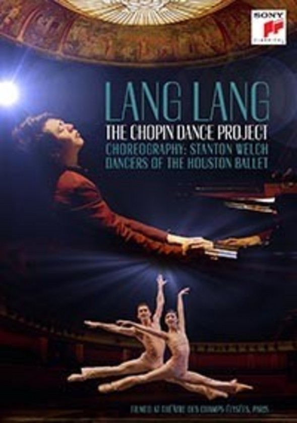 Lang Lang: The Chopin Dance Project (Blu-ray) | Sony 88875048919