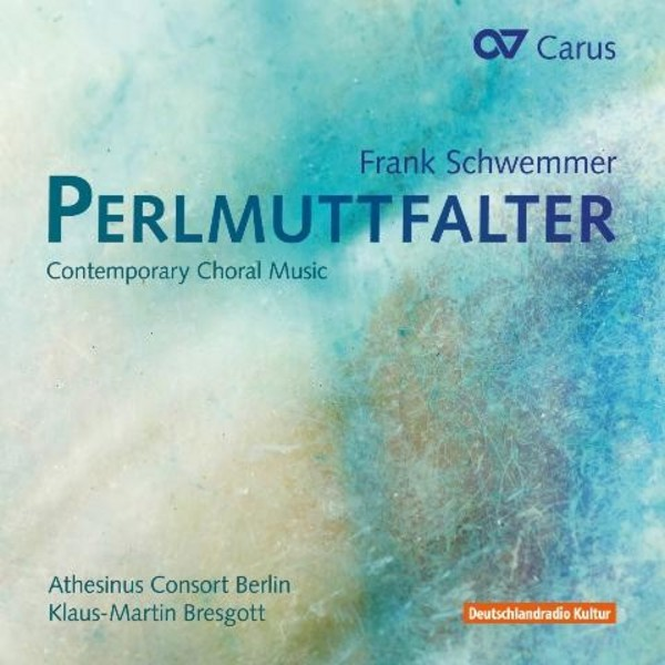 Schwemmer - Perlmuttfalter (Contemporary Choral Music) | Carus CAR83464