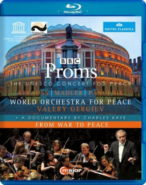 BBC Proms: The Unesco Concert for Peace (Blu-ray) | C Major Entertainment 730204