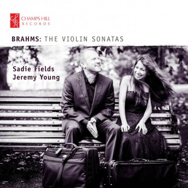 Brahms - The Violin Sonatas | Champs Hill Records CHRCD097