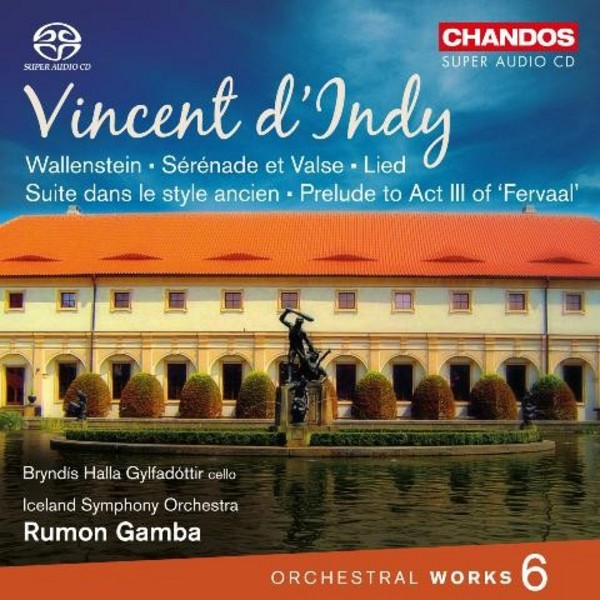Vincent d'Indy - Orchestral Works Vol.6 | Chandos CHSA5157