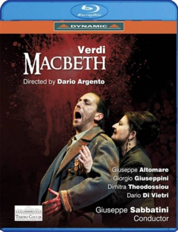 Verdi - Macbeth (Blu-ray) | Dynamic 57689