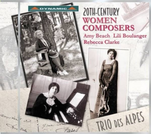 20th Century Women Composers | Dynamic CDS7717