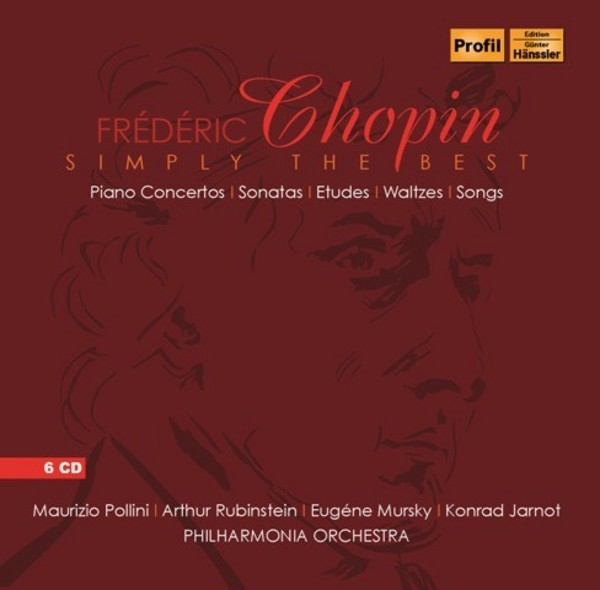 Chopin - Simply the Best | Profil PH15012