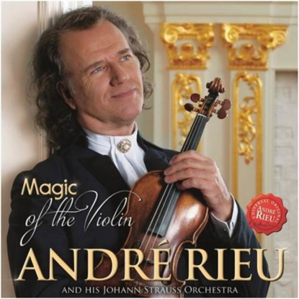 Andre Rieu: Magic of the Violin (DVD) | Decca 4725821