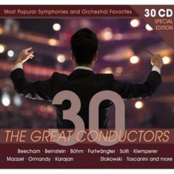 30 Great Conductors | Documents 600237