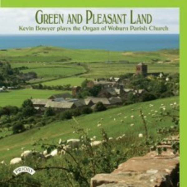 Green and Pleasant Land | Priory PRCD1131