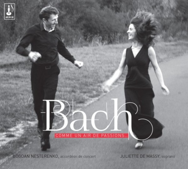 Bach - Comme un air de passions... | Ar Re Se AR20133