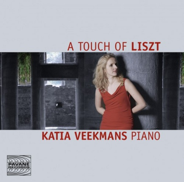 A Touch of Liszt | Pavane ADW7570