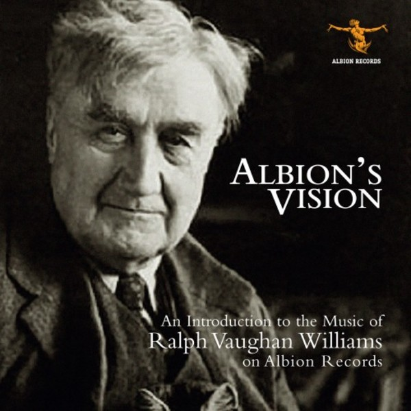 An Introduction to the Music of Ralph Vaughan Williams on Albion Records | Albion Records ALBCDSAMP
