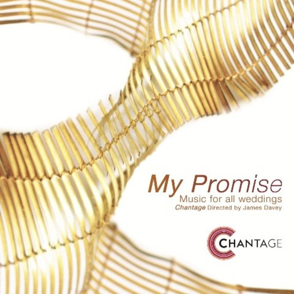 My Promise: Music for all weddings | Chantage CTG003