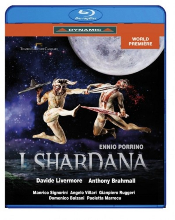 Ennio Porrino - I Shardana (Blu-ray) | Dynamic 57683