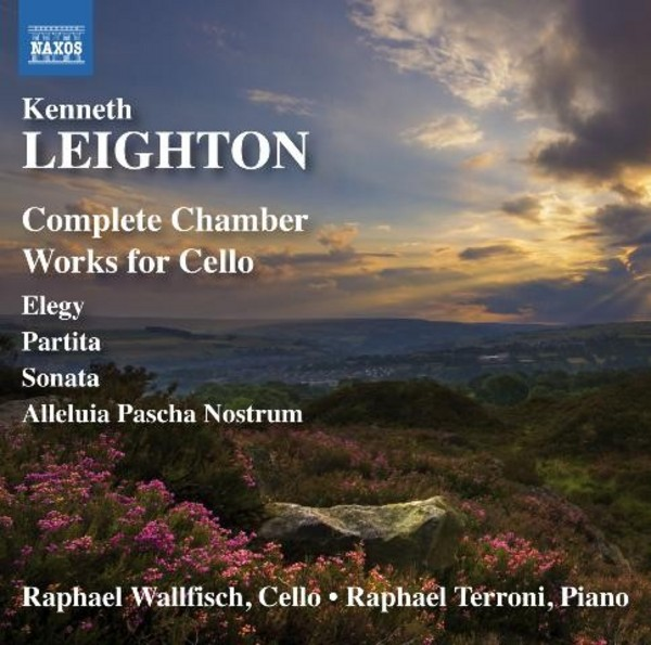 Leighton - Complete Chamber Works for Cello | Naxos 8571358