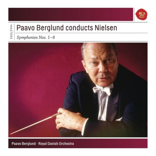Paavo Berglund conducts Nielsen | Sony - Classical Masters 88875052182