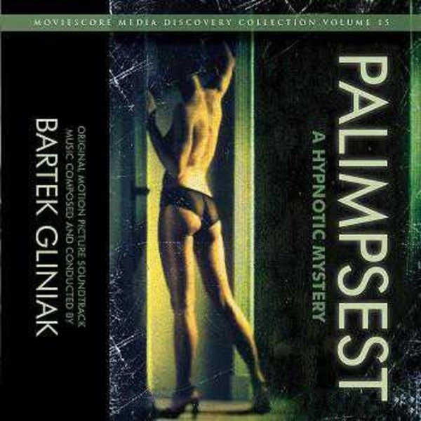 Palimpsest: A Hypnotic Mystery (OST) | Moviescore Media MMS15005