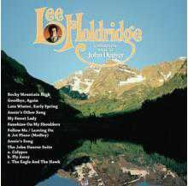 Lee Holdridge conducts the Music of John Denver | Planetworks BSXCD8849