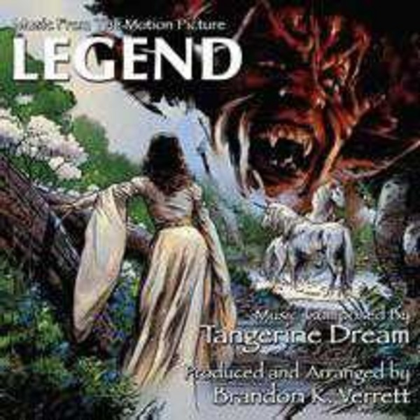 Legend: Music from the Motion Picture | Planetworks BSXCD8909