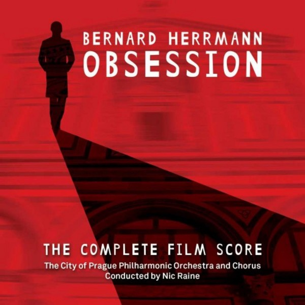 Obsession: The Complete Film Score | Tadlow Music TADLOW019