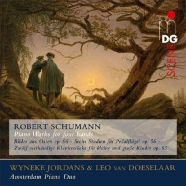 Schumann - Piano Works for Four Hands | MDG (Dabringhaus und Grimm) MDG9041902