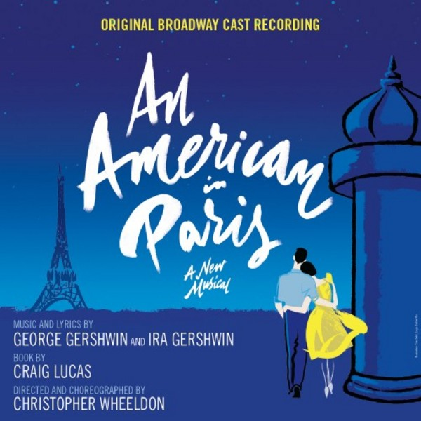 Gershwin - An American in Paris (Original Broadway Cast Recording) | Sony 88875091142