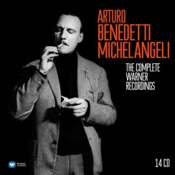 Arturo Benedetti Michelangeli: The Complete Warner Recordings | Warner 2564615488