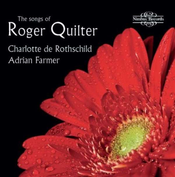 The Songs of Roger Quilter | Nimbus NI5930
