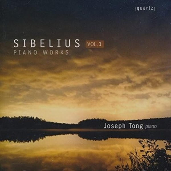 Sibelius - Piano Works Vol.1 | Quartz QTZ2111