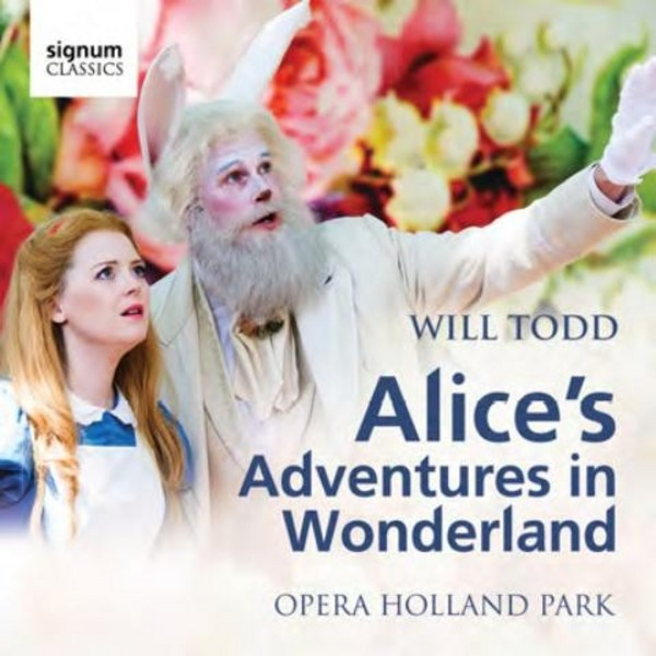 Will Todd - Alice's Adventures in Wonderland | Signum SIGCD420