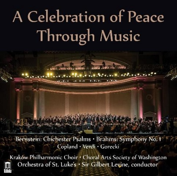 A Celebration of Peace Through Music | Delos DE3487