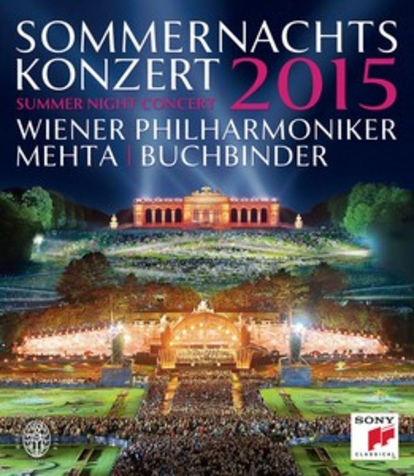 Summer Night Concert 2015 (Blu-ray) | Sony 88875075799
