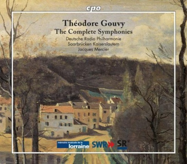 Theodore Gouvy - The Complete Symphonies | CPO 7779922