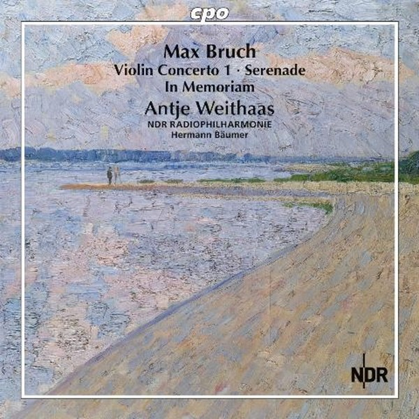 Bruch - Complete Works for Violin & Orchestra Vol.2 | CPO 7778462
