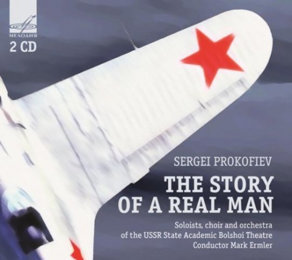Sergei Prokofiev - The Story of a Real Man | Melodiya MELCD1002353