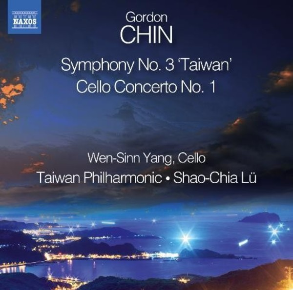 Gordon Chin - Symphony No.3, Cello Concerto
