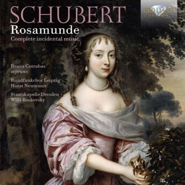 Schubert - Rosamunde (Complete incidental music) | Brilliant Classics 95122BR