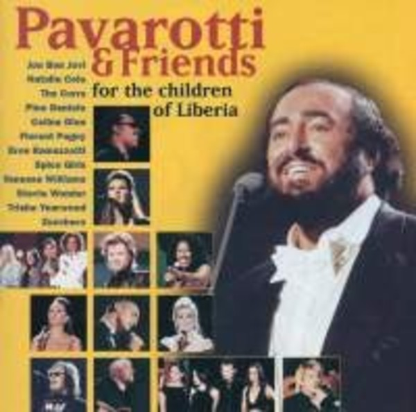 Pavarotti & Friends For The Children Of Liberia | Decca E4606002