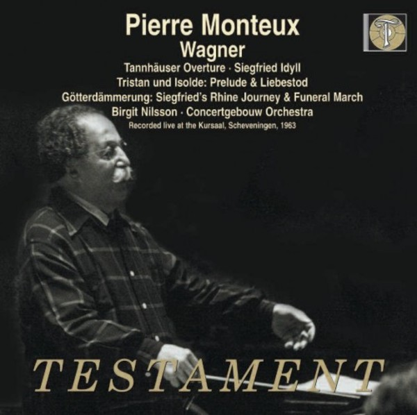 Pierre Monteux conducts Wagner