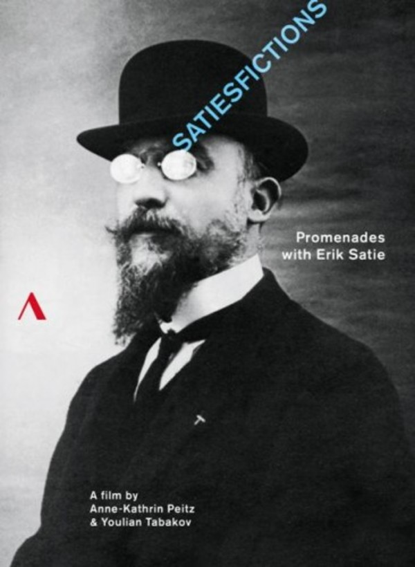 Satiesfictions: Promenades with Erik Satie | Accentus ACC20312