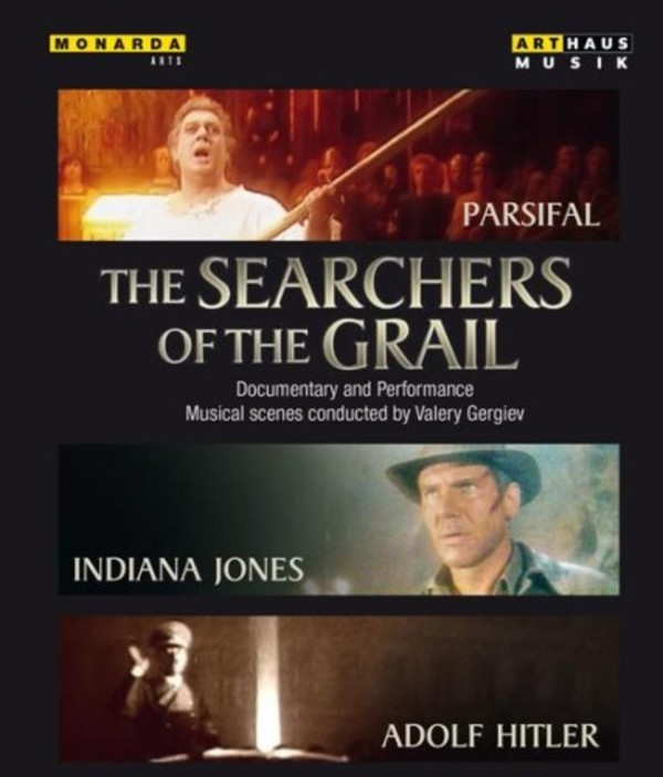 The Searchers of the Grail (Blu-ray) | Arthaus 109081