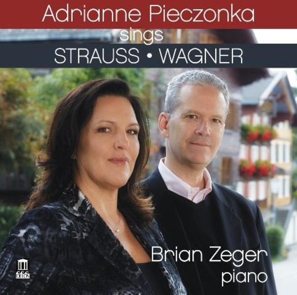 Adrianne Pieczonka sings Strauss and Wagner | Delos DE3474