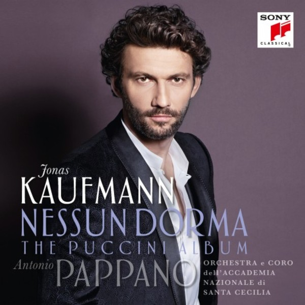 Nessun Dorma - The Puccini Album | Sony 88875092492