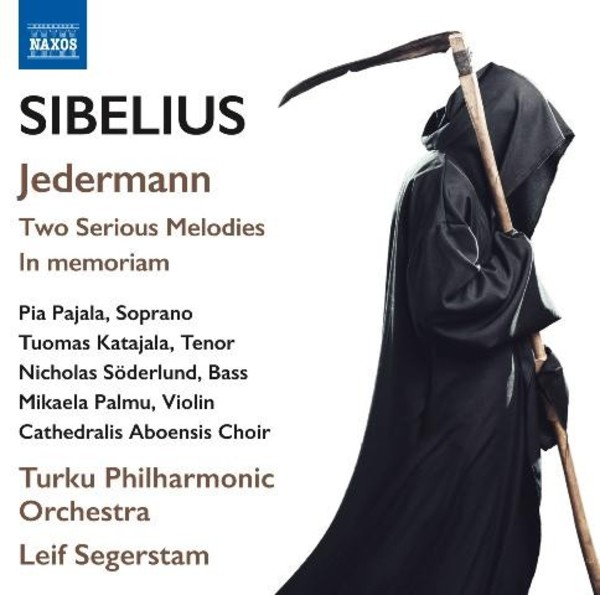 Sibelius - Orchestral Works Vol.4 | Naxos 8573340