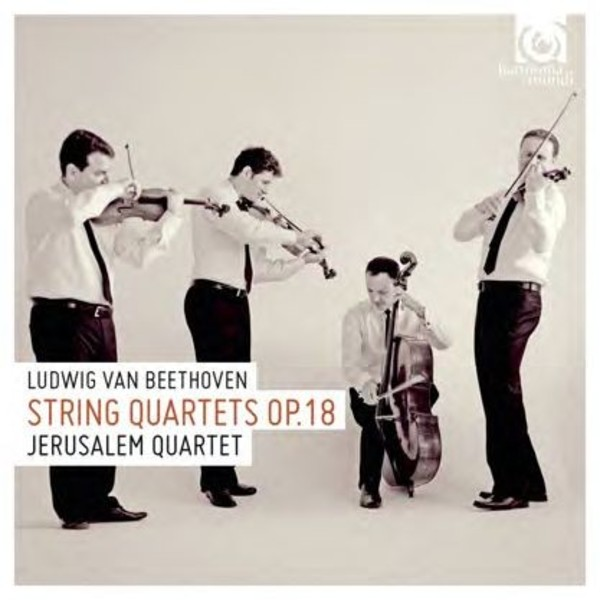 Beethoven - String Quartets Op.18