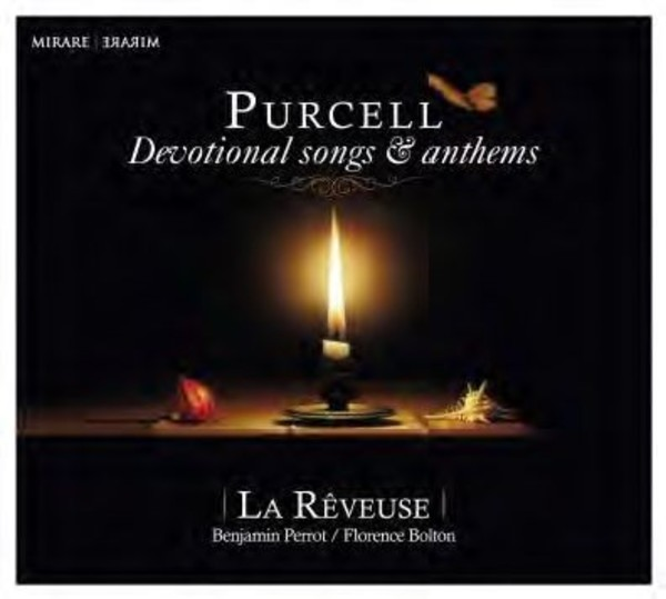 Purcell - Devotional Songs and Anthems | Mirare MIR283