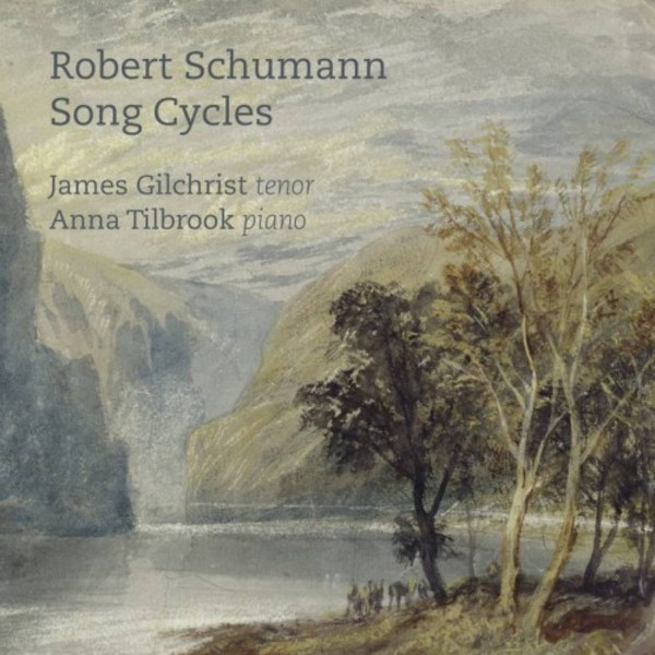 Schumann - Song Cycles | Linn CKD474