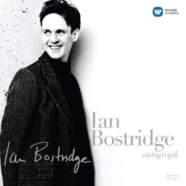 Ian Bostridge: Autograph | Warner 2564608149