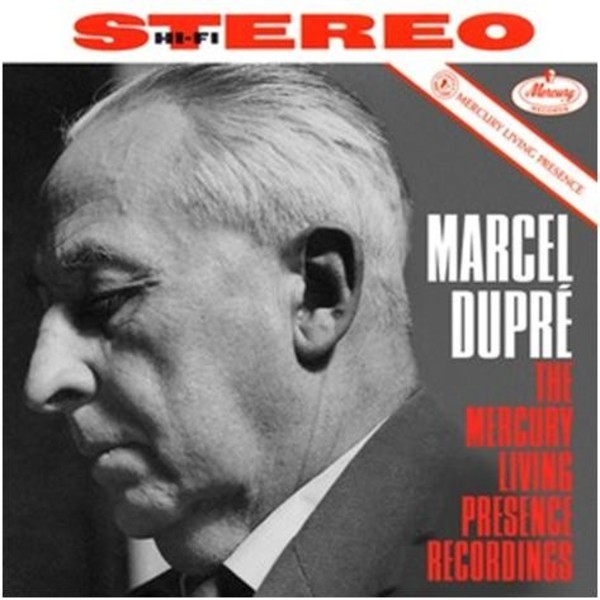 Marcel Dupre: The Mercury Living Presence Recordings | Decca 4788388