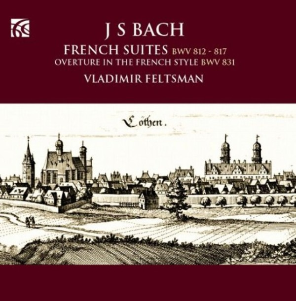J S Bach - French Suites, Overture in the French Style | Nimbus - Alliance NI6314